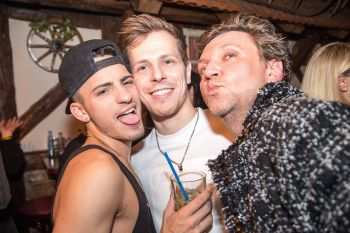 Feel good Hannover-Gay-Night / 204x betrachtet