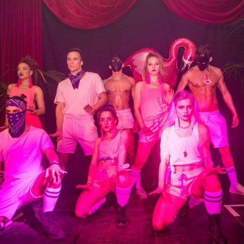 Electric Circus - Pink Flamingo (for gay & friends) - Bild 8
