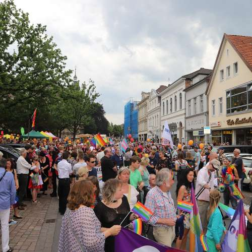 CSD Nordwest Demonstration & Strassenfest - Bild 2