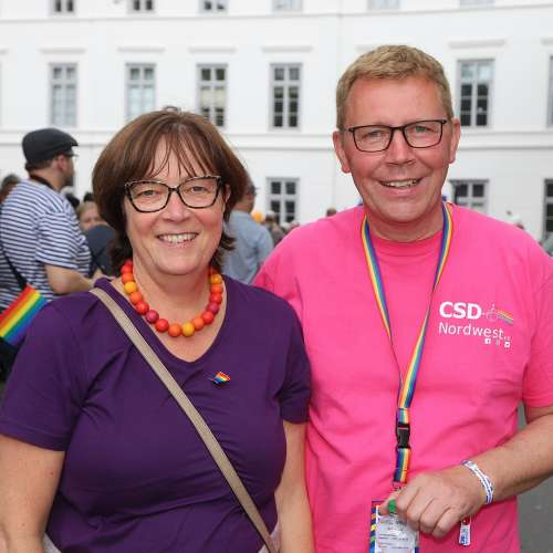 CSD Nordwest Demonstration & Strassenfest - Bild 6