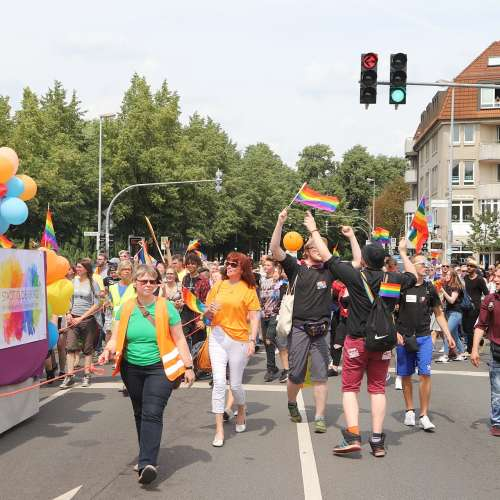 CSD Nordwest Demonstration & Strassenfest - Bild 4
