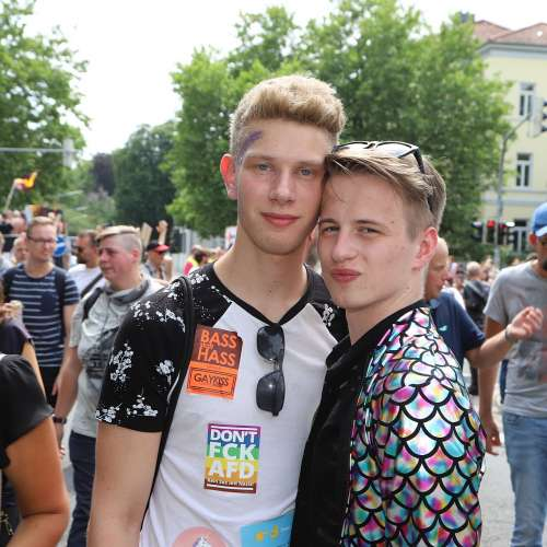 CSD Nordwest Demonstration & Strassenfest - Bild 8