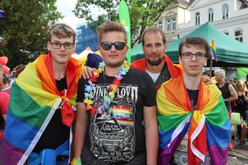 CSD Nordwest Demonstration & Strassenfest / 225x betrachtet