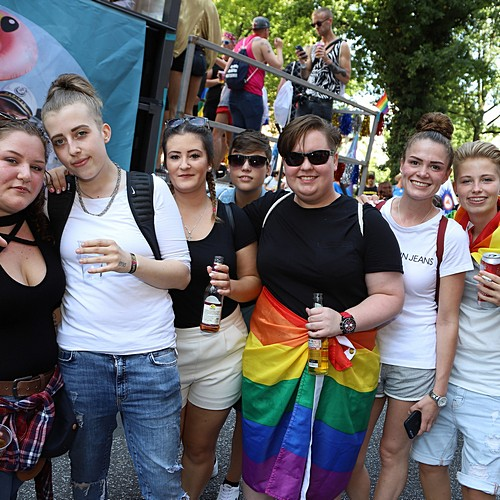 Hamburg Pride - Demonstration  - Bild 18