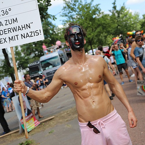 Hamburg Pride - Demonstration  - Bild 35