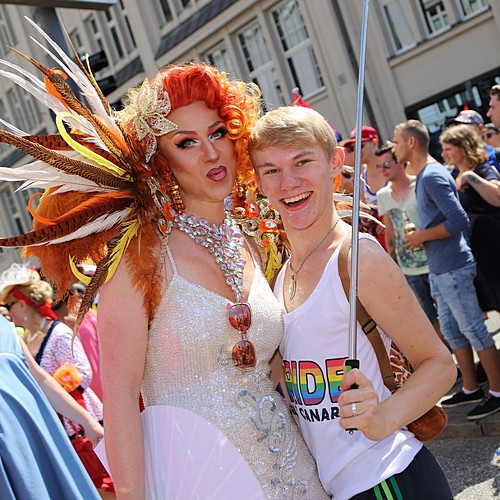 Hamburg Pride - Demonstration  - Bild 56