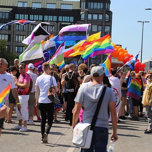 Hamburg Pride - Demonstration  - Bild 58