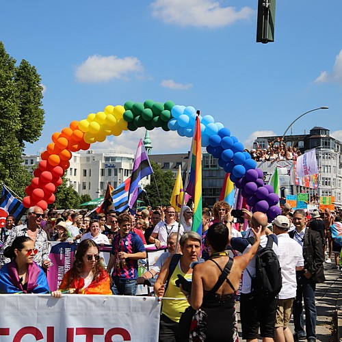 Hamburg Pride - Demonstration  - Bild 65
