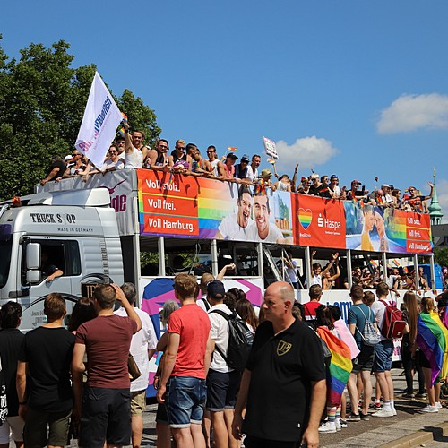 Hamburg Pride - Demonstration  - Bild 66