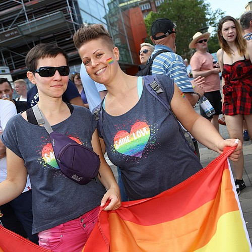 Hamburg Pride - Demonstration  - Bild 72