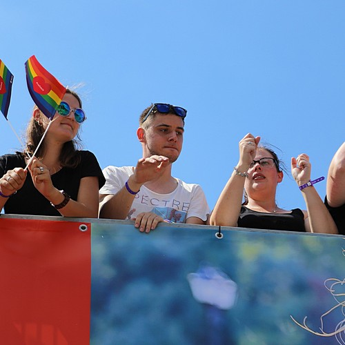 Hamburg Pride - Demonstration  - Bild 78