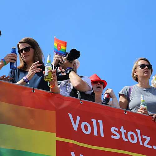 Hamburg Pride - Demonstration  - Bild 80