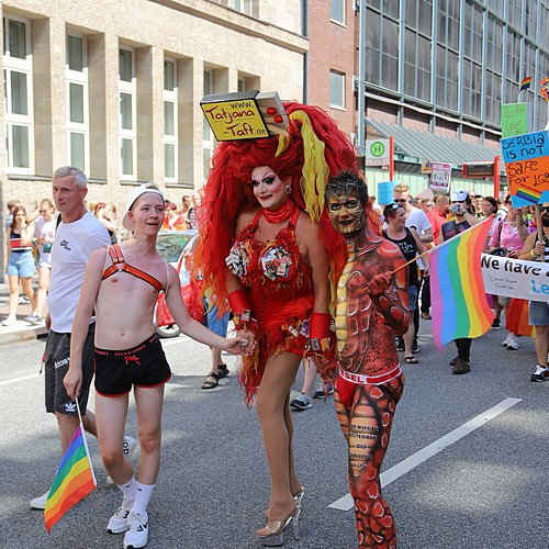 Hamburg Pride - Demonstration  - Bild 86
