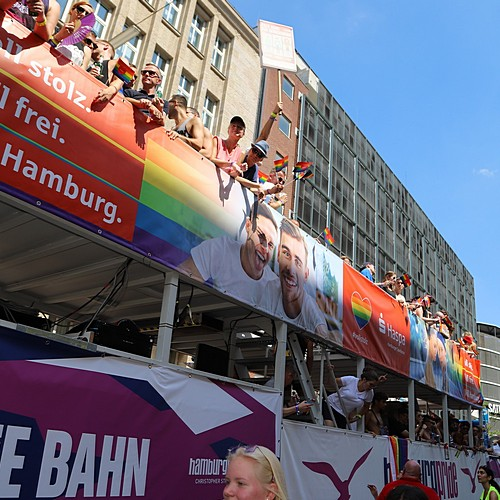 Hamburg Pride - Demonstration  - Bild 88