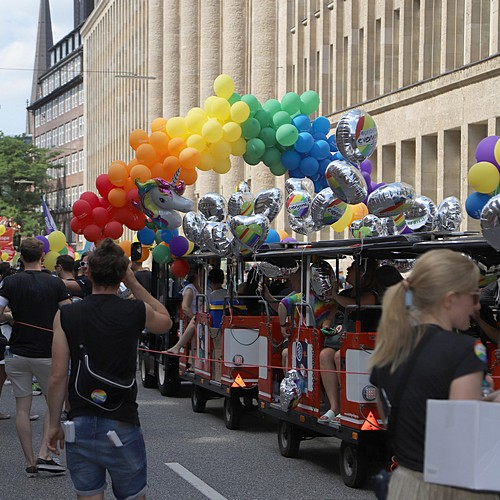 Hamburg Pride - Demonstration  - Bild 95