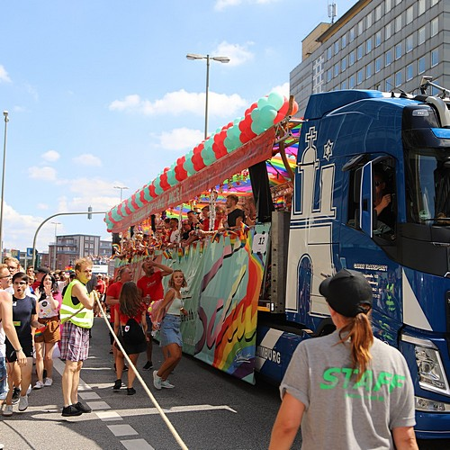 Hamburg Pride - Demonstration  - Bild 100