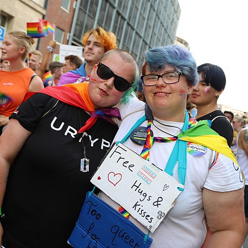 Hamburg Pride - Demonstration  - Bild 101
