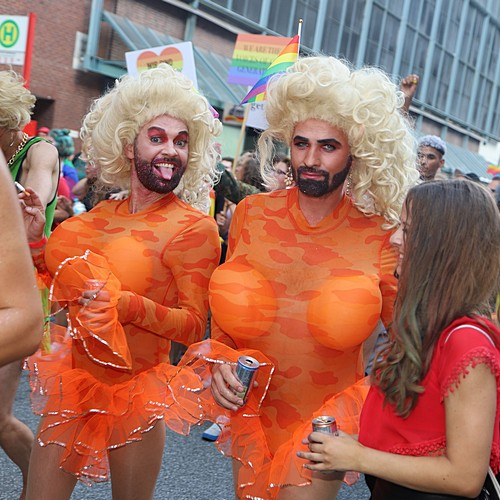 Hamburg Pride - Demonstration  - Bild 105