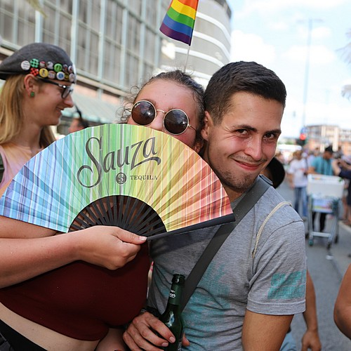 Hamburg Pride - Demonstration  - Bild 8