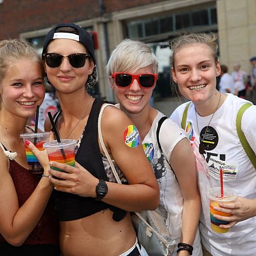 Hamburg Pride - Demonstration  - Bild 121