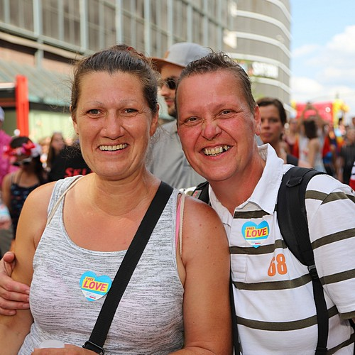Hamburg Pride - Demonstration  - Bild 137