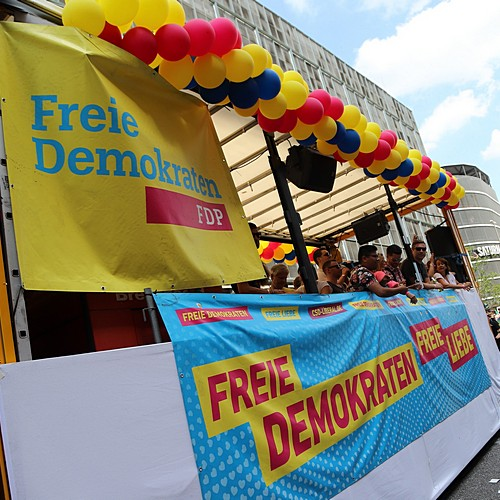 Hamburg Pride - Demonstration  - Bild 140