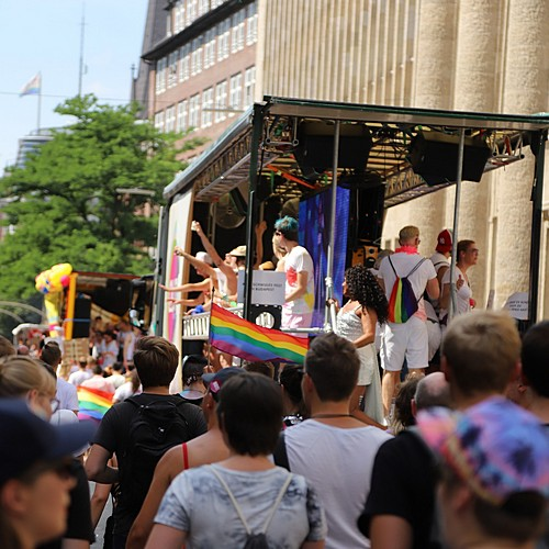 Hamburg Pride - Demonstration  - Bild 143