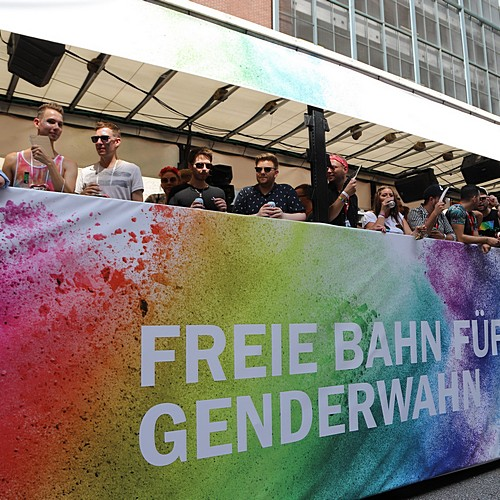 Hamburg Pride - Demonstration  - Bild 152