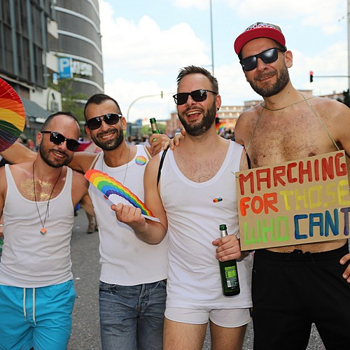 Hamburg Pride - Demonstration  - Bild 169