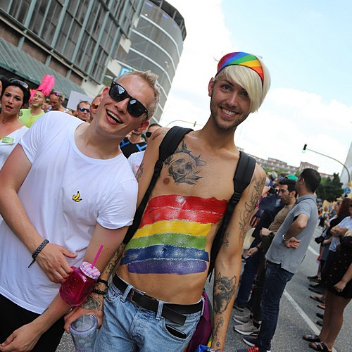 Hamburg Pride - Demonstration  - Bild 182