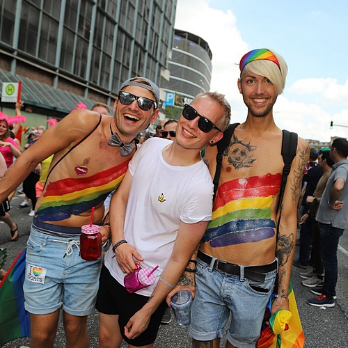 Hamburg Pride - Demonstration  - Bild 183