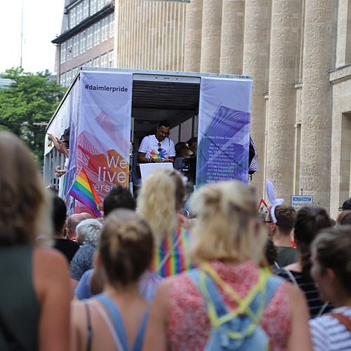 Hamburg Pride - Demonstration  - Bild 185