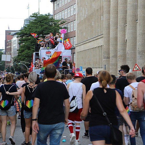 Hamburg Pride - Demonstration  - Bild 201