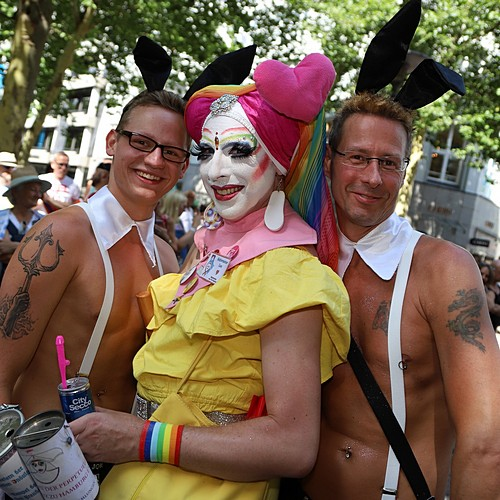 Hamburg Pride - Demonstration  - Bild 237