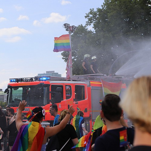 Hamburg Pride - Demonstration  - Bild 243