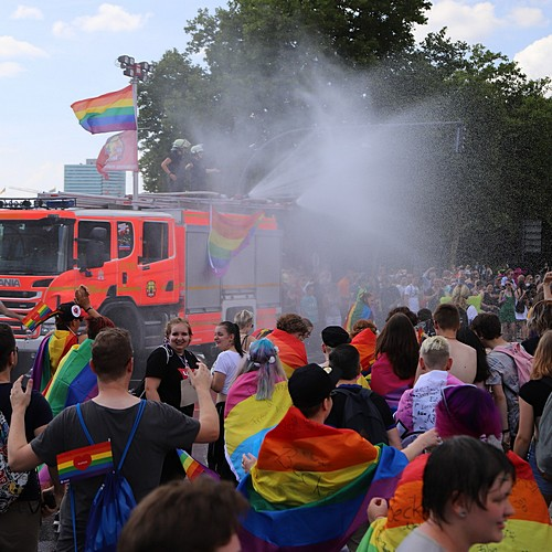Hamburg Pride - Demonstration  - Bild 244