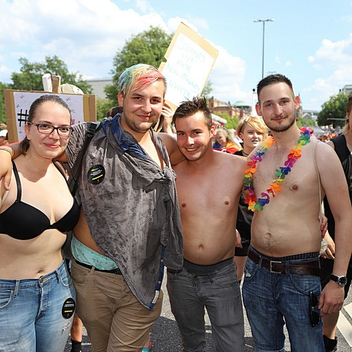 Hamburg Pride - Demonstration  - Bild 262