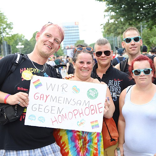 Hamburg Pride - Demonstration  - Bild 270