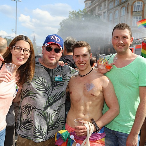 Hamburg Pride - Demonstration  - Bild 307