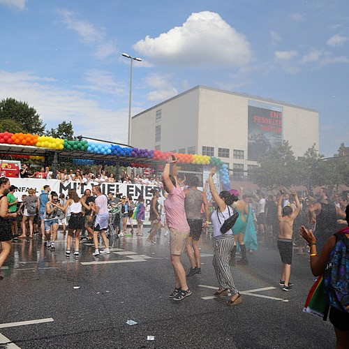 Hamburg Pride - Demonstration  - Bild 308