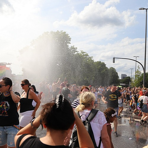 Hamburg Pride - Demonstration  - Bild 318