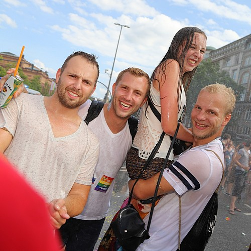 Hamburg Pride - Demonstration  - Bild 329