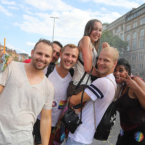 Hamburg Pride - Demonstration  - Bild 330