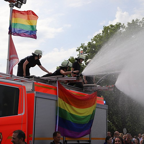 Hamburg Pride - Demonstration  - Bild 331