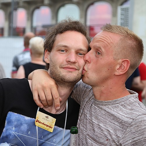 Hamburg Pride - Demonstration  - Bild 334
