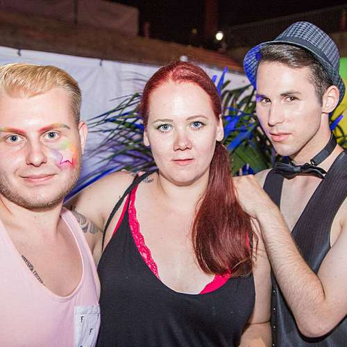 ELECTRIC CIRCUS - CSD Party VOL.2 - Animal - Bild 5