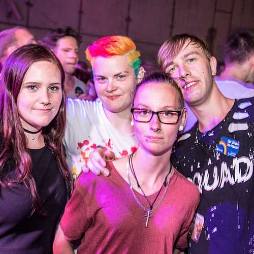 ELECTRIC CIRCUS - CSD Party VOL.2 - Animal - Bild 16