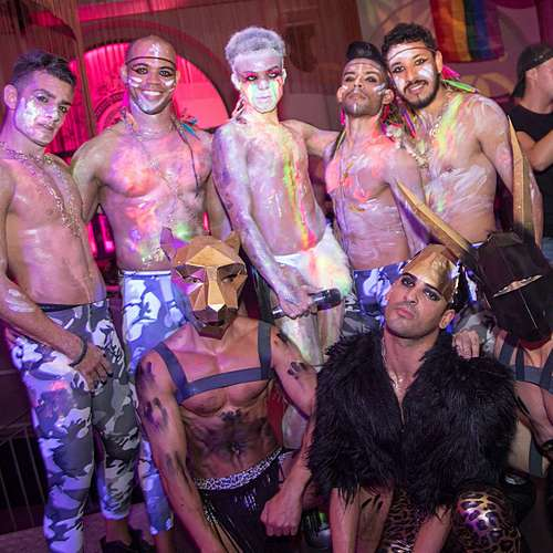 ELECTRIC CIRCUS - CSD Party VOL.2 - Animal - Bild 3