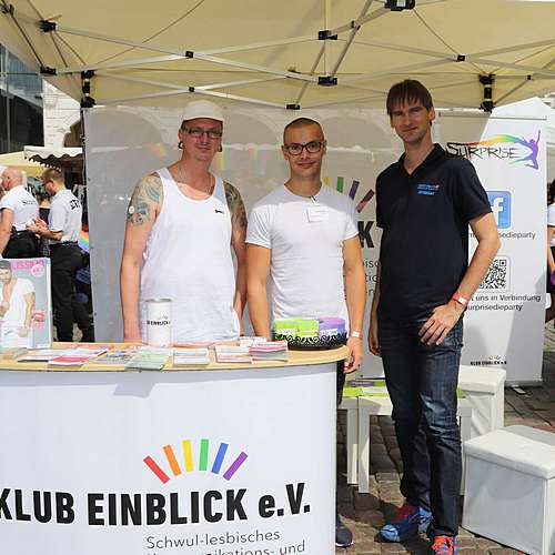 Lübeck Pride - Demonstration #1 - Bild 9