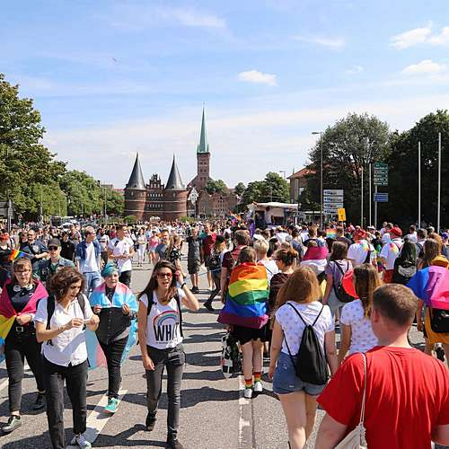 Lübeck Pride - Demonstration #1 - Bild 94